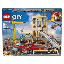60216 - LEGO® City Les pompiers du centre-ville