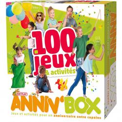 Box anniversaire 100 activités