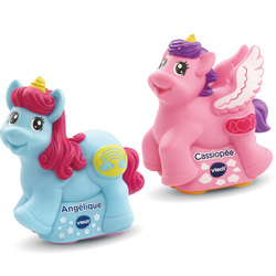 Coffret Duo Enchanté Licornes féeriques - Tut Tut Animo