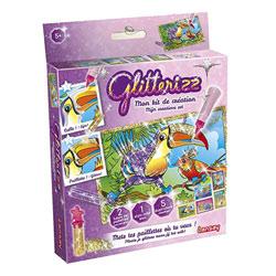 Glitterizz-Mon kit de création