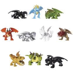 Dragons 3-Sachet mystère une figurine