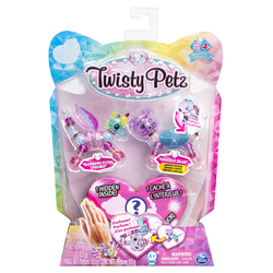 Twisty Petz pack de 3 pièces