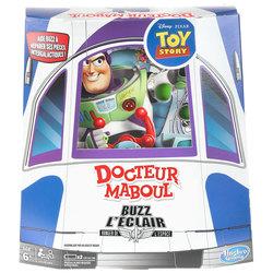 Docteur Maboul Buzz L'éclair