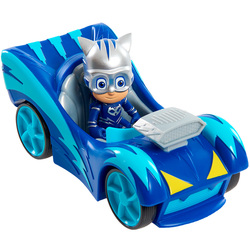 Pyjamasques-Voiture et figurine Speed Booster