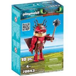 70043 - Playmobil Dragons 3 - Rustik en combinaison de vol