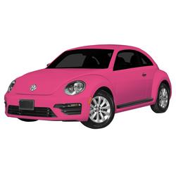 Voiture radiocommandée Volkswagen New Beetle Pink édition