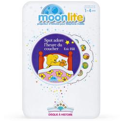 Moonlite-Histoire Spot adore l'heure du coucher