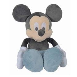 Peluche de Mickey bleu 35 cm