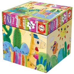 Puzzle 48 pièces lama