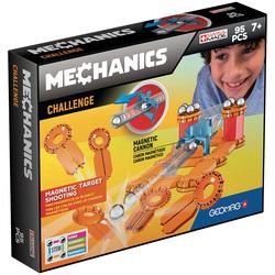 Geomag challenge mechanics 95 pièces