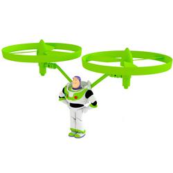 Figurine volante Helix Buzz l'Eclair - Toy Story