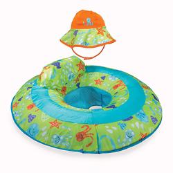 Bouée bébé Spingfloat avec chapeau