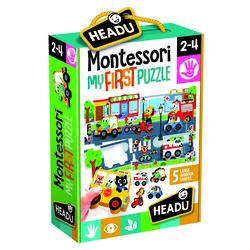 Puzzle Montessori First Puzzle City
