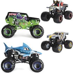Monster Jam-Véhicule Monster Trucks Collector