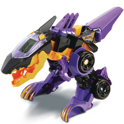 Voiture de course Brutor super Spinosaure - Switch & Go Dinos