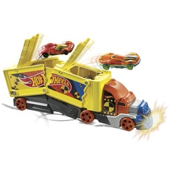 Hot Wheels-Camion Crash