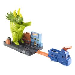 Hot Wheels City-Attaque du Triceratops