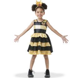 Déguisement LOL Queen Bee 5/6 ans