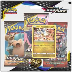 Pokémon-Pack 3 boosters Soleil et Lune 9