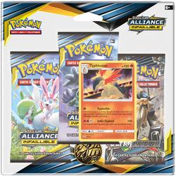 Pokémon-Pack 3 boosters Soleil et Lune 10