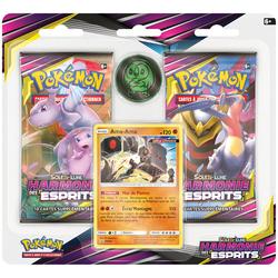 Pokémon-Pack 2 boosters Soleil et Lune 11