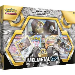 Pokémon-Coffret Melmetal-GX