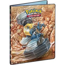 Cahier Range-Cartes Pokémon 252 cartes