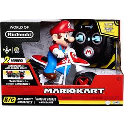 Mario-Moto Mario radiocommandée