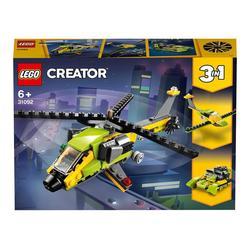 31092-LEGO® Creator L'aventure en hélicoptère