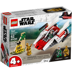 75247-LEGO® Star Wars Chasseur stellaire rebelle A-Wing
