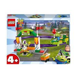 10771-LEGO® Toy Story 4 Disney Pixar le manège palpitant du Carnaval
