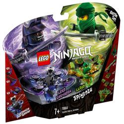 70664 - LEGO® NINJAGO Toupies Spinjitzu Lloyd vs Garmadon