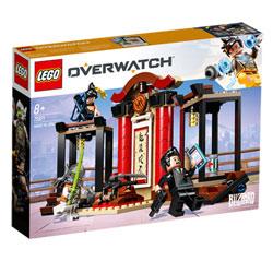 75971 - LEGO® Overwatch Hanzo contre Genji