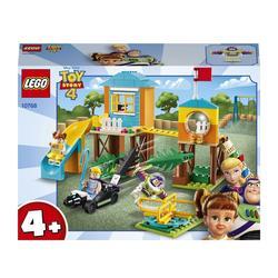 10768-LEGO® Toy Story 4 Disney Pixar l'aventure de Buzz et la Bergère dans l'aire de jeu