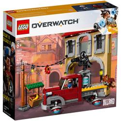 75972 - LEGO® Overwatch L'escorte à Dorado