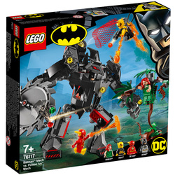 76117-LEGO® DC Comics Super Heroes Le robot Batman contre le robot Poison Ivy