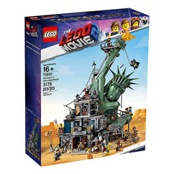 70840 - LEGO® MOVIE 2 Bienvenue à Apocalypseville