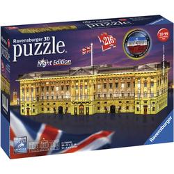 Puzzle 3D Buckingham Palace illuminé