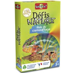 Défis Nature-Rois du camouflage