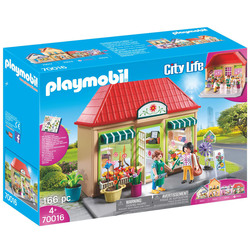 70016 - Playmobil City Life - Magasin de fleurs