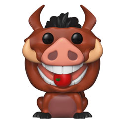 Figurine Pumbaa 498 Roi Lion Disney Funko Pop