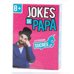 Jeu Jokes de Papa version sucrée