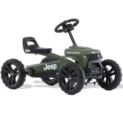 Jeep Buzzy Sahara-Kart à pédales