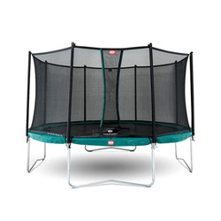 Trampoline Berg Favorit 380 avec filet de protection