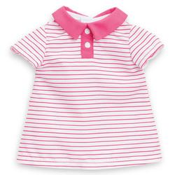 Robe polo rose pour poupée Ma Corolle 36 cm