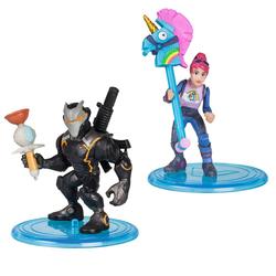 Fortnite-2 figurines Battle Royale 5 cm
