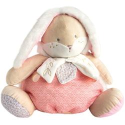 Range pyjama lapin sucre rose