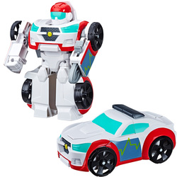 Transformers Rescue Bots Academy-Robot secouriste 2 en 1
