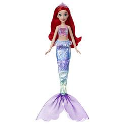 Disney Princesses Poussière d'étoile-Poupée Ariel La Petite Sirène chantante 30 cm