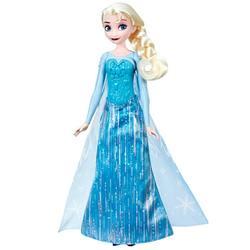 Disney La Reine des neiges-Poupée chantante Elsa 30 cm